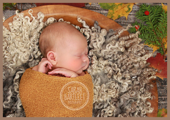 Baby Sleeping Photograph Photographer West Bromwich